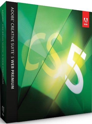Adobe Creative Suite 5 Web Premium französisch MAC