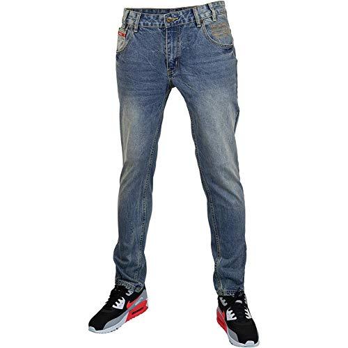 Ecko Jeans Bour Bonstreet blau 32