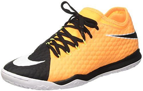 Nike Herren Hypervenom X Finale II IC 852572 801 Fußballschuhe, Orange (Laser Orange/Black-White-vert Volt-White), 45.5 EU