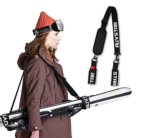 auvstar Porte Ski,Réglable Sangle...