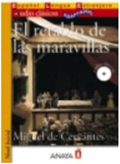 Audio Clasicos Adaptados: El Retablo De LAS Maravillas + CD (Mixed media product)(Spanish) - Common