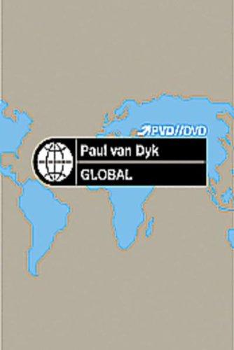Paul van Dyk - Global (+ Audio CD) [2 DVDs]