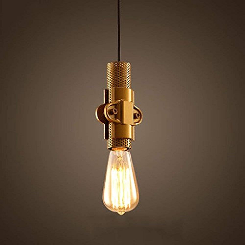 SED Loft Retro einfach Eisen Kronleuchter kreative Restaurant Coffee Shop Lampen (DREI Farben, Zwei Stile zur Verfügung),D