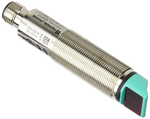Pepperl+Fuchs 800117 Modelo VL18-54-MS/40a/118/128 Sensor Óptico de Barrera por Reflexión