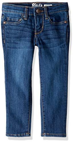 OshKosh B'Gosh girls Super Skinny Denim Jeans, Marine Blue, 3T US