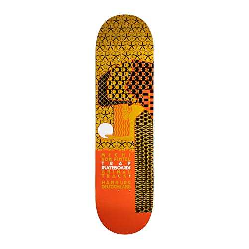 TRAP Skateboard Deck Stil MVF 8.375