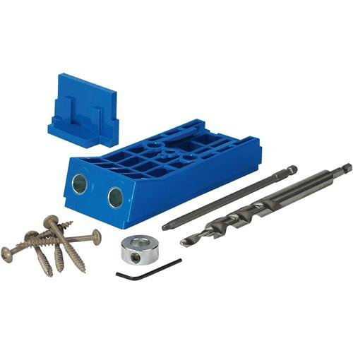 Kreg KJHD HD Pocket Hole Jig, Blue, Pack of 1