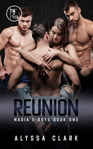 Reunion: A Reverse Harem Romance (Nadia's Boys Book 1) by [Alyssa Clark]