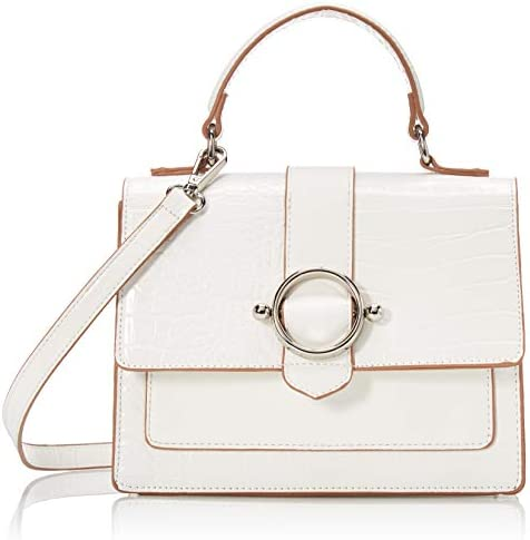 Anne Klein Small Top Handle Satchel Gardenia product image