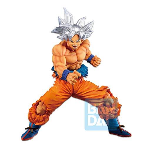 Banpresto - Figurine DBZ - Son Goku Ultra Instinct Ichibansho vs Omnibus 20 cm BAN16856