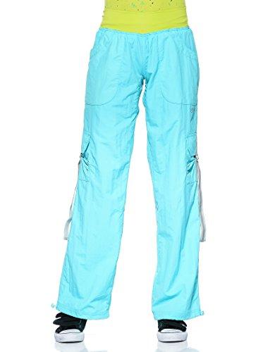 Zumba Fitness Damen Hose Cargo Pants, Deep Blue Sea, M