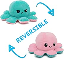 KAPTIUM Pulpo Reversible Prime, Pulpito Reversible, Pulpo Peluche Reversible, Pulpos Reversibles Peluche, Pulpo TIK Tok,...