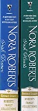 Emerald Legacy by Nora Roberts: Irish Hearts: Irish Thoroughbread and Its Sequel Irish Rose / Irish Dreams: Irish Rebel an...