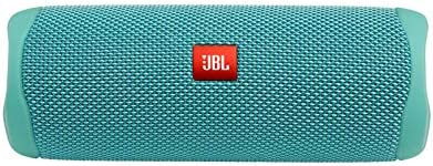 JBL FLIP 5, Waterproof Portable Bluetooth Speaker, Teal (New Model)