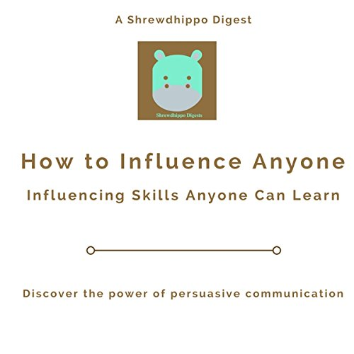 How to Influence Anyone audiobook cover art