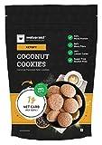 Ketofy - Coconut Keto Cookies (200g) | Bakery Style Gourmet Cookies | 100%