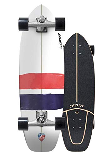 Carver - Surfskate Skateboard USA Thruster CX