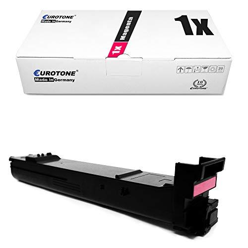 1x Eurotone Toner für Konica Minolta Magicolor 4650 4690 4695 MF EN DN ersetzt A0DK352 QMS 4650