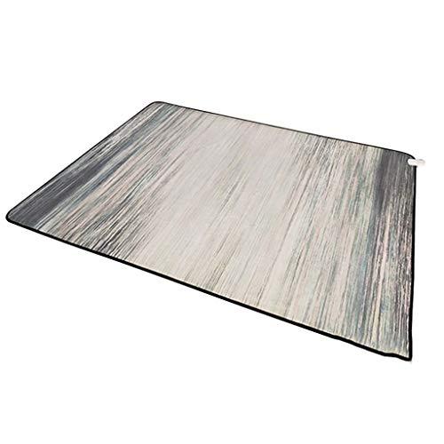 Preisvergleich Produktbild Heating foot pad WL@ Graphene Carbon Crystal Geothermische Decke Elektrische Teppichbodenheizung Fußheizung Fußkissen Warm Fußpolster Geeignet für alle Büros und Häuser,  60 x 190 cm Ferne Seite