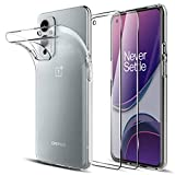 LK Case Compatible with Oneplus 9 & 2 Pack 9H Hard Tempered