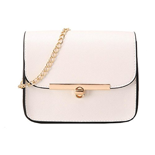 Gender: Women Material:PU Leather Size:17cm*8cm*13cm Lining material:Polyester Package include:1*Shoulder Bag