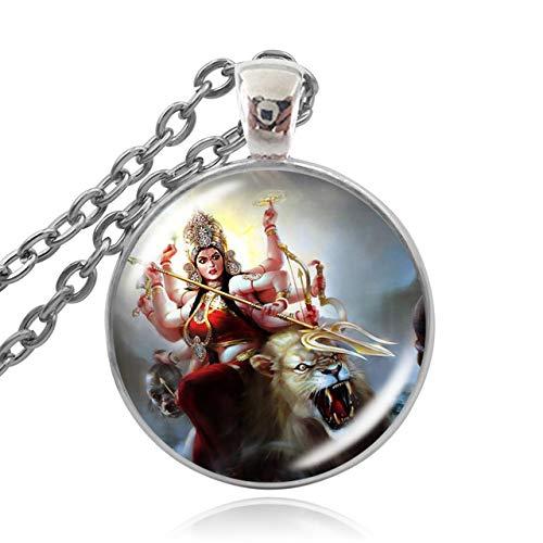 DADATU Dios Hindú Shiva Collar Buda Meditación Joyería Espiritual Despertar Tu Poder...