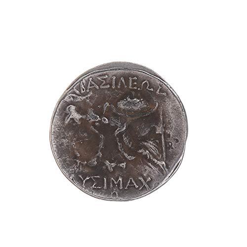 ExcLent 336-323 V. Chr. Versilberte Drachme Seltene Antike Alexander Iii. Die Großen Griechischen Münzen Dekorationen