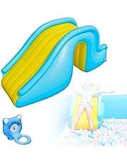 زحليقة مائية مائية لشبكة الراديو النسائية اللاسلكية من زدرها مزود بخامة خاصة للملحقات حمام السباحة , مركز محدد محدد أزرق , متنفس مائي مائي مائي , متضمن حلقة كرة السلة