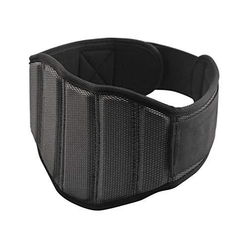 Cintura Sportiva for Sollevamento Pesi Palestra Fitness Crossifit Sostegno for la Indietro Protezione Cinture for Sollevamento Pesi Bilanciere Attrezzatura for l'Formazione (Size : Large)