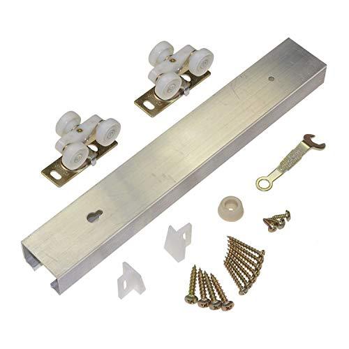 100PD Commercial Grade Pocket/Sliding Door Hardware (60