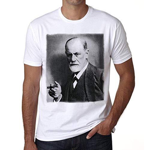 One in the City Freud Sigmund Freud H Tshirt Herren, Geschenk, Herren t-Shirt