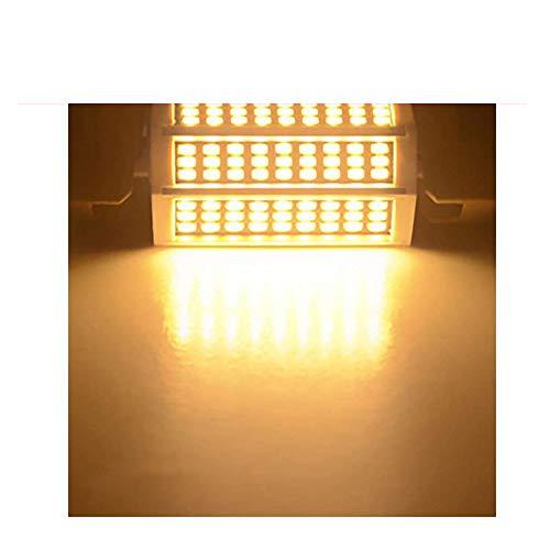 LED-Lampe, 10 W, 20 W, 25 W, 30 W, R7S, 78 mm, 118 mm, 135 mm, 189 mm, 220 V, SMD5730 LED-Leuchtmittel, R7s J118 J78 Röhre, Ersatz für Halogenstrahler, warmweiß, 30W 162led 189mm
