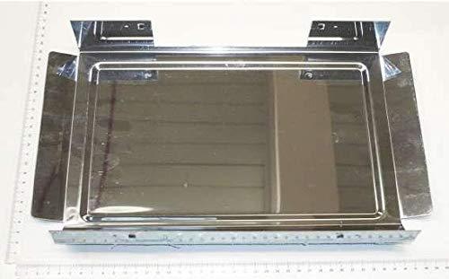 WEKA Edelstahl V2A Bodenblech für Saunaofen Klassik BioAktiv Kompakt u.ä. NEU