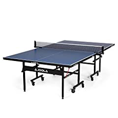 JOOLA - AN OLYMPIC TABLE TENNIS BRAND TRUSTED FOR 60+ YEARS: Launched in the 1950s, JOOLA has been the proud sponsor of the biggest tournaments in the world, Including the Olympics, World Championships, and US Open. Equipment designed for all levels....