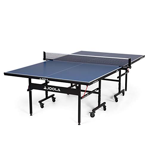 JOOLA Inside - Professional MDF Indoor Table Tennis Table with Quick Clamp...