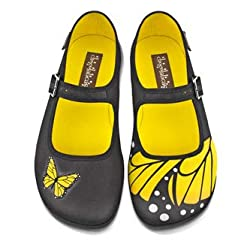 Monarch Butterfly Flats- Hot Chocolate Collection