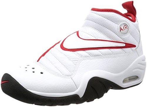 "Nike Air Shake NDestrukt ""Chicago"" Retro Dennis Rodman, Zapatillas Deportivas De Hombre"