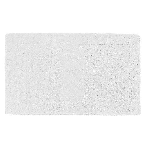 Abyss Double Bath Mat (23 x 39) - White