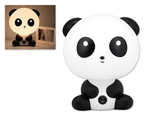 Yodesi reizende Karikatur Kungfu Panda Form Notebook Lampen Schreibtisch Lampen Licht