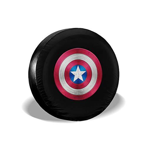 tire cover captain america - 8
