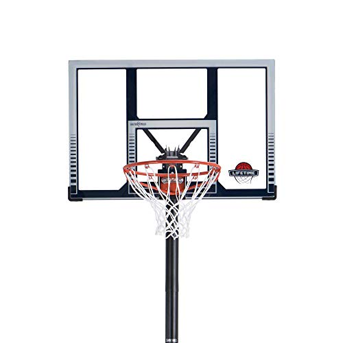 Lifetime Basketball-Ständer Anlage Boston II (44 Zoll), 70-90001