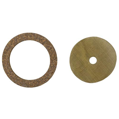 Farmall Fuel Sediment Bowl Gasket and Screen for A B BN C Super A C Cub Cub LoBoy 100 130 140 200 230 Tractors as Well as Many Others