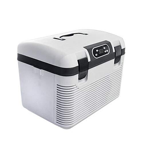 ARLT DC12-24V/AC220V Car Refrigerator Freeze heating 19L Fridge Compressor for Car Home Picnic Refrigeration heating -5~65 Degrees
