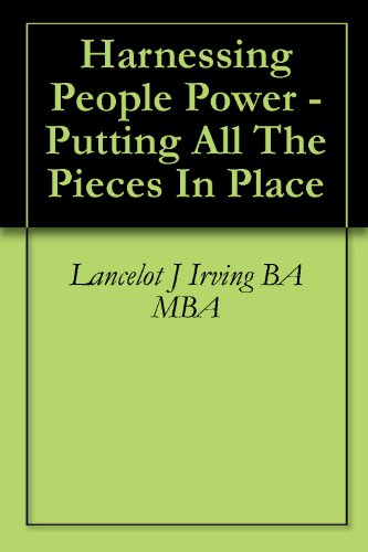 Harnessing People Power - Putting All The Pieces In Place