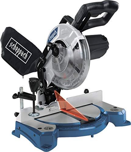 Scheppach sega troncatrice HM80L con Laser, 1,50kW 220–240V 50hz SP, 3901105915
