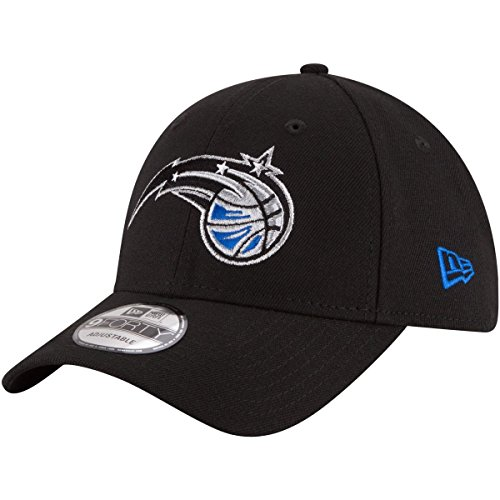 New Era Orlando Magic 9forty Adjustable Cap - NBA The League - Black - One-Size