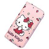 Kerr's Choice Pink Kitty Purse Kitty Cat Wallet Cute Wallet for Girls Women