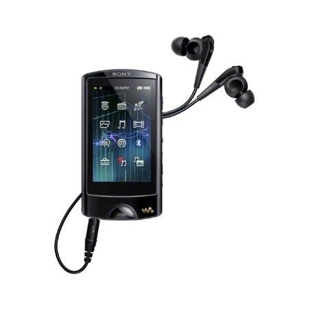 SONY ウォークマン Aシリーズ 16GB ブラック NW-A865/B