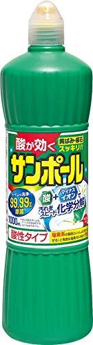 サンポール トイレ洗剤 尿石除去 1000mL