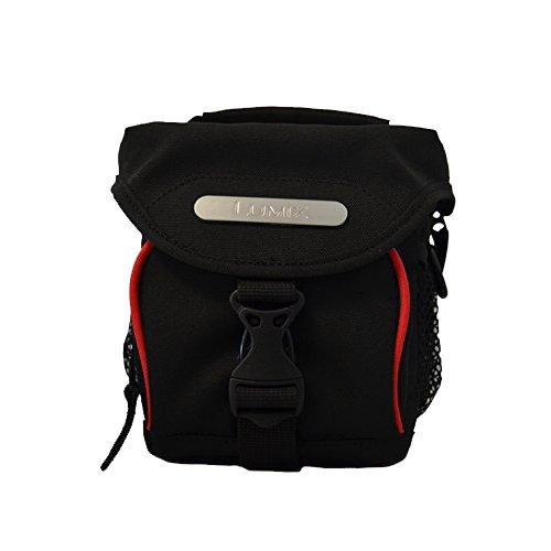 Panasonic LUMIX DMW-PZH76XEK Softcase Kameratasche in schwarz